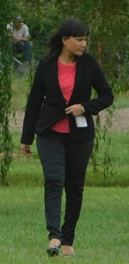 Marianela Luna en Chabás