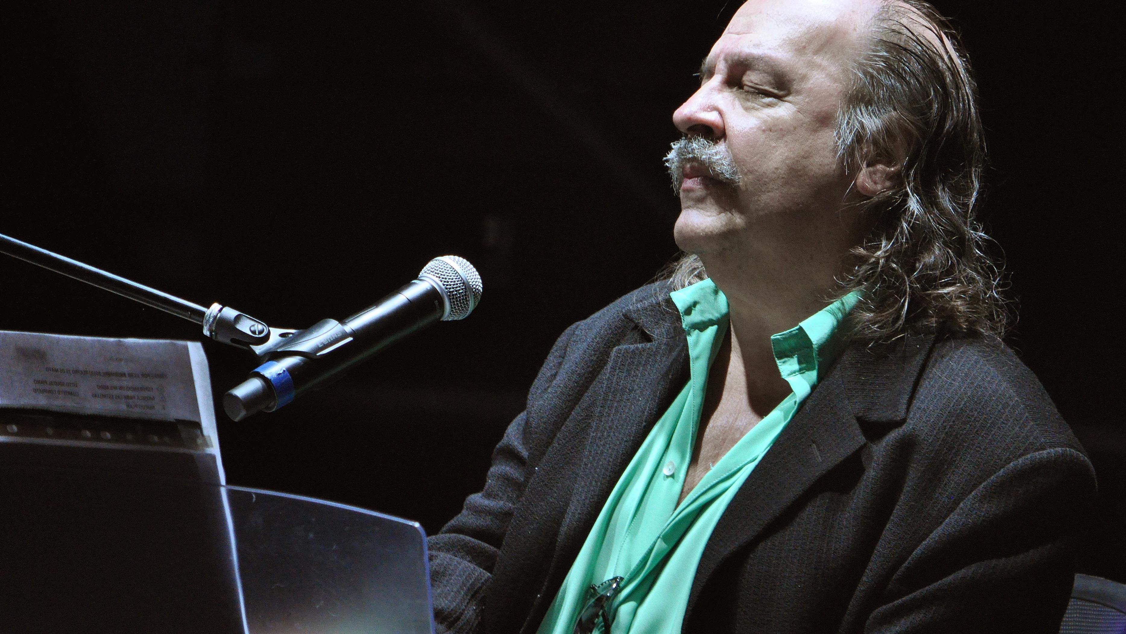 Litto vuelve a Rosario en mayo, y antes habló en Sí 98.9