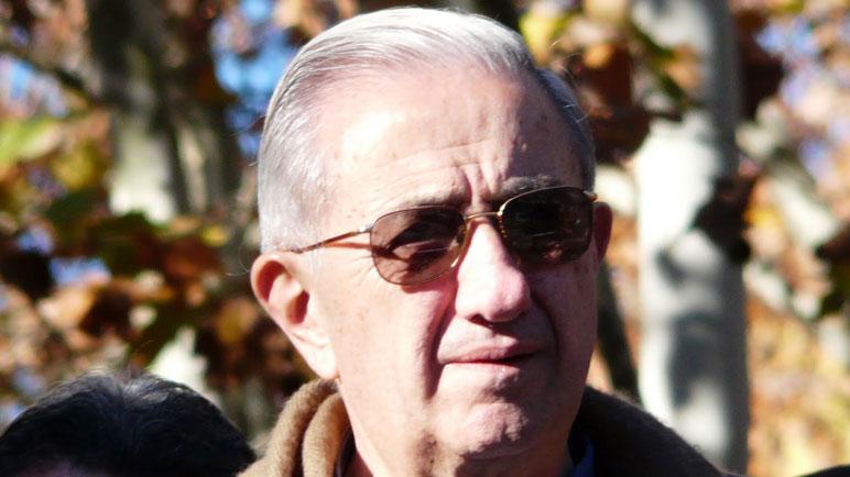 Eugenio Zitelli, ex capellán policial y ex cura párroco de Casilda.