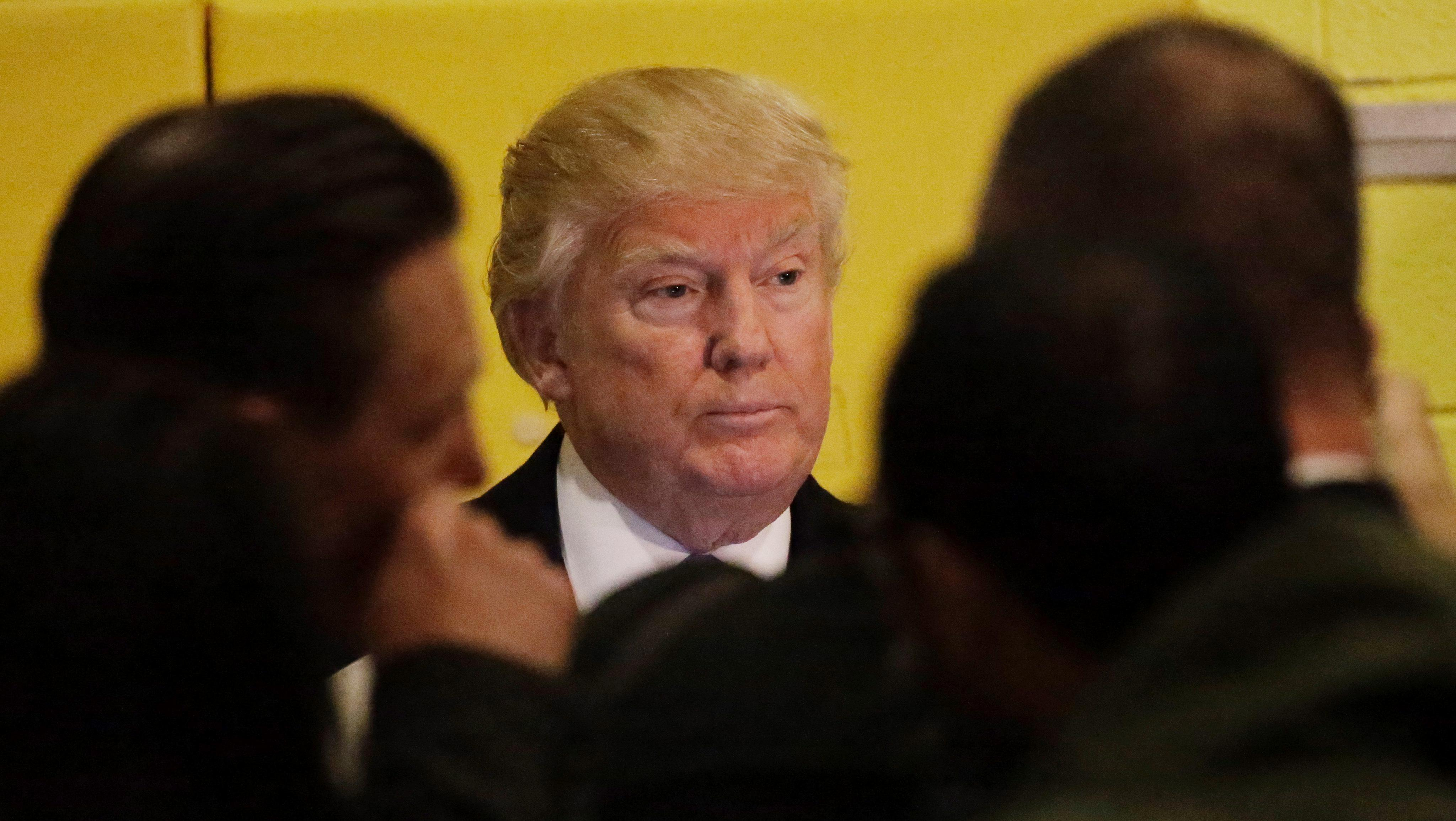 """Para Trump,en EEUU rige un sistema electoral """"amañado"""" y """"corrupto"""" (EFE)"""