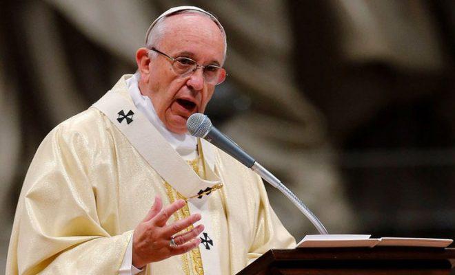 El Papa Francisco se refirió al narcotráfico en Argentina, su país de origen.