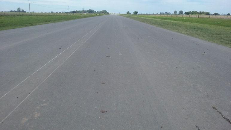 En Armstrong desvían por ruta 15.