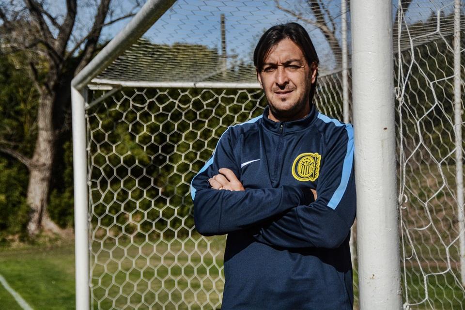 Rivarola analizó la actualidad de su querido Rosario Central (Foto: RC Oficial)