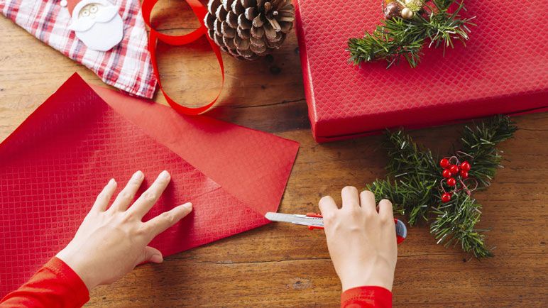 Los regalos navideños, un clásico de esta época.