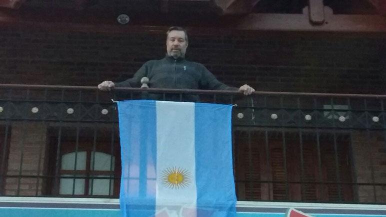 El secretario de Cultura José Luis Rodríguez, brindó detalles del cierre anual.