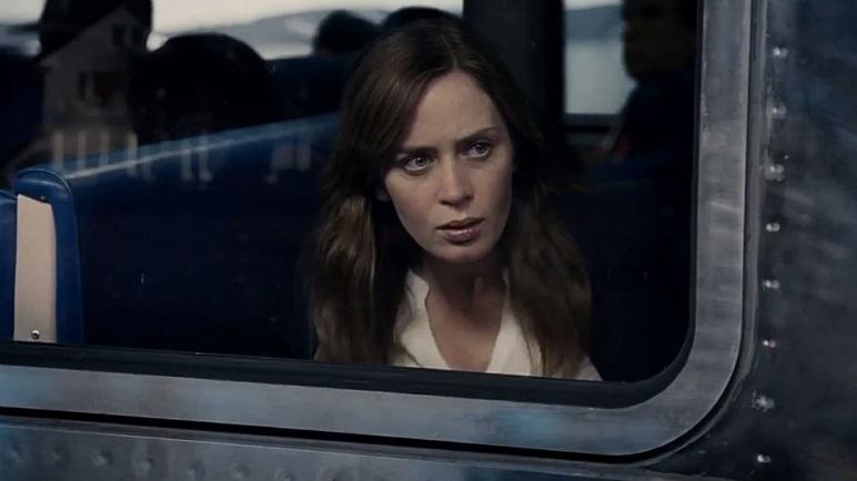 """La Chica del Tren"", éxito mundial, estará en la pantalla del Libertador."