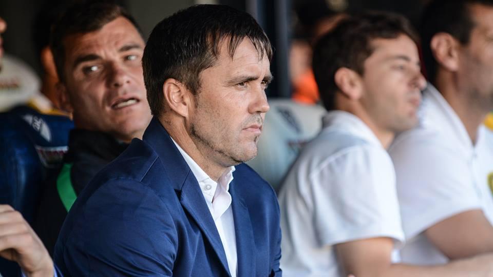 Coudet espera la evolución de cuatro futbolistas