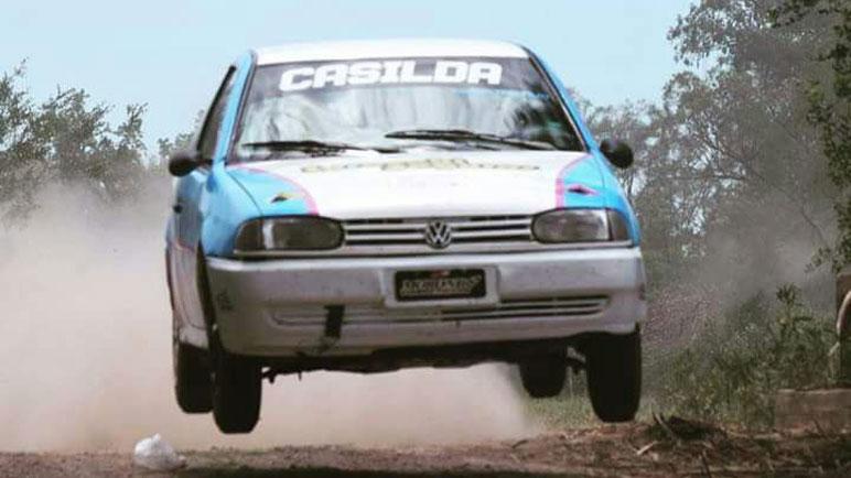 Juan Ignacio Moroni se consagró a bordo de su VW Gol.