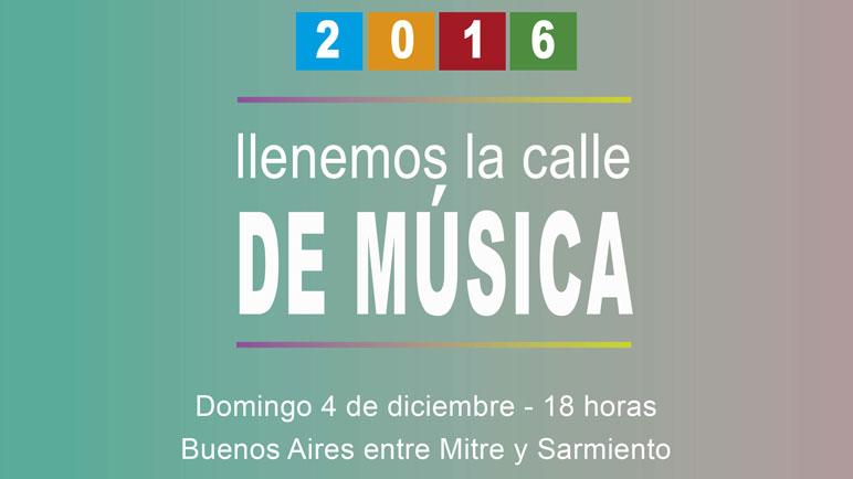 La Muni de Casilda invita a sus músicos a expresarse en el centro.