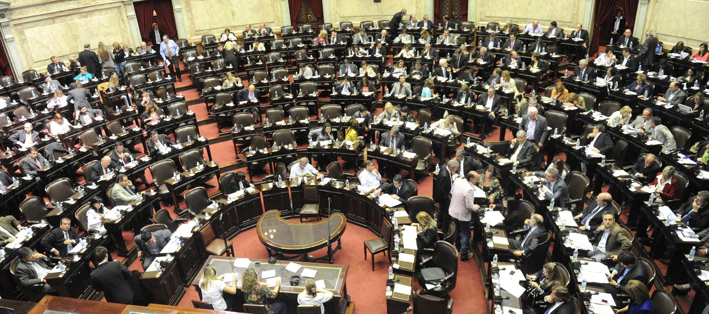 El Congreso debe definir el reemplazante de Mondino, quien renunció en 2009