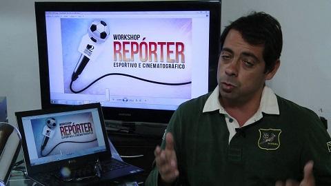 Victorino Clermont, otro de los periodistas que integraba el pasaje.