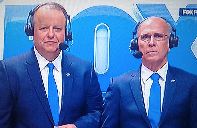 Deva Pascovicci y Sergio Ponte de Paiva eran el rostro de Fox Sports Brasil.