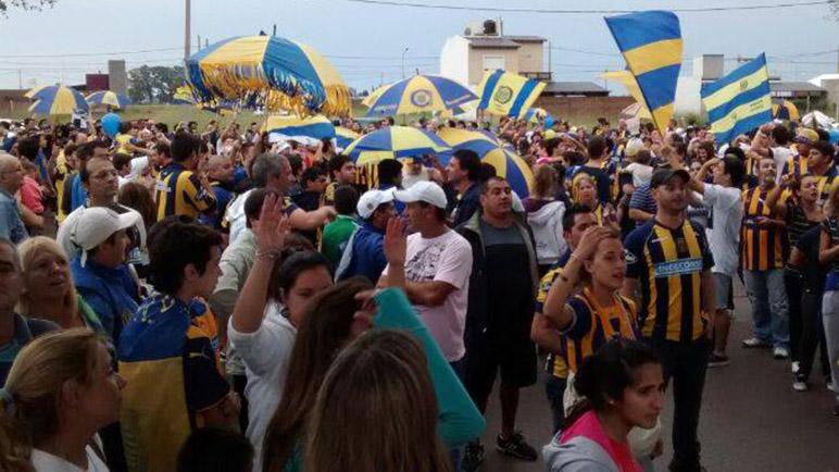 10 mil hinchas de Central podrán ver el partido en Formosa