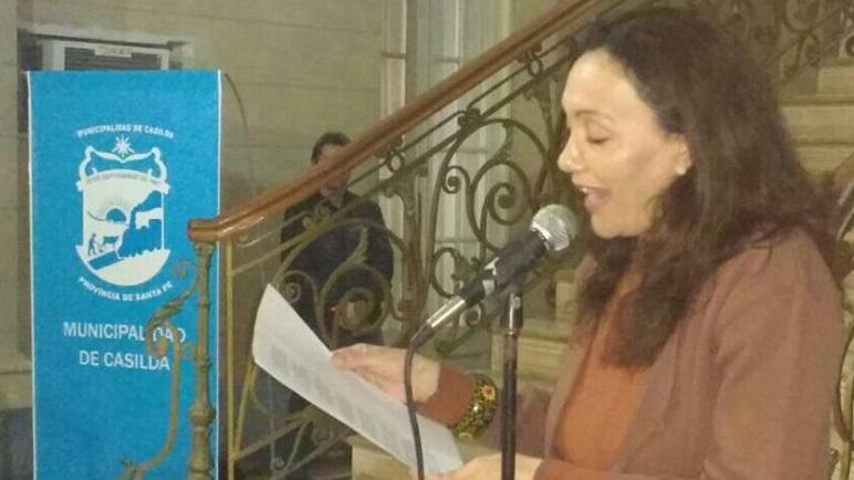 Lorena Casati elevó el reclamo a las entidades nacionales.
