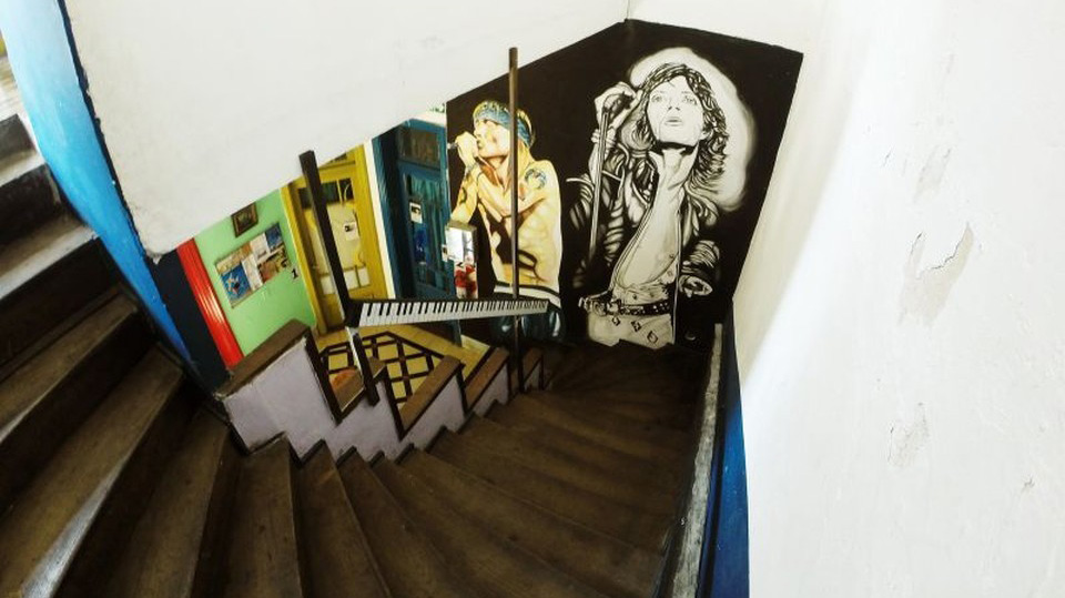 Color, música y mucho intercambio cultural, algunas características de los hostels.