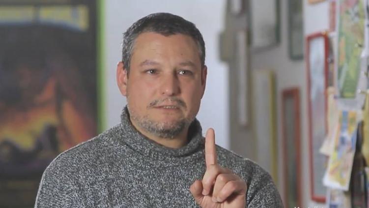 Nacho Roselló, talento rosarino.