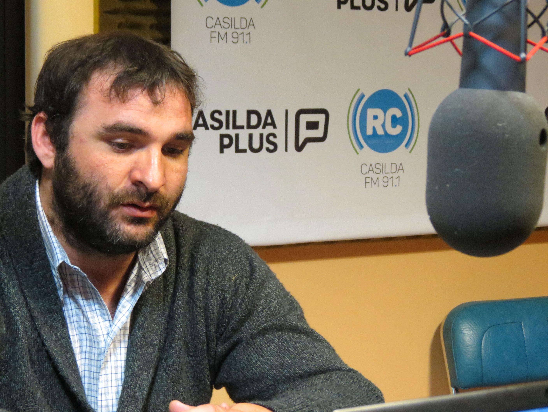 Sebastián Ciribeni, de la FPC