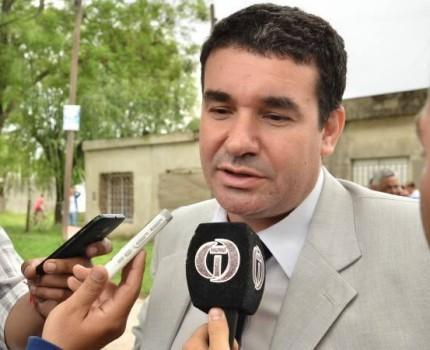 El fiscal Matías Merlo