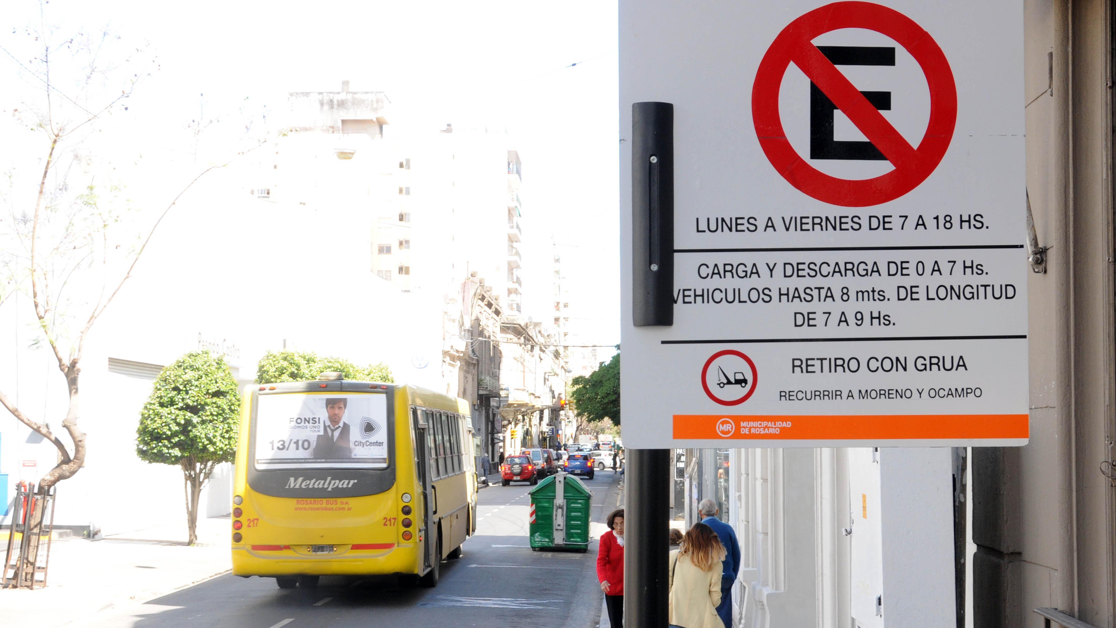 Los vehículos podrían estacionar de forma libre y gratuita. (Foto: rosarionoticias.gob.ar)