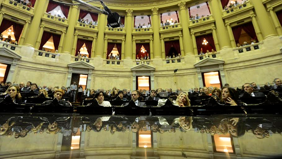 Las sesiones ordinarias finalizan el 30 de noviembre. (Foto: Cámara de Diputados de la Nación)
