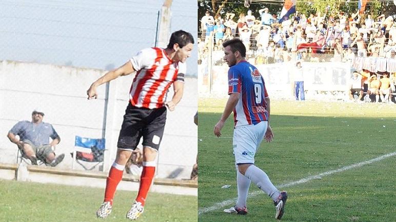 Rossi vs Rossi. Dante, de Pujato, frente a Gerardo, de Unión.