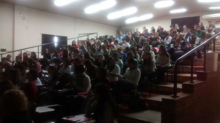 La primera edición del Cemac tuvo alrededor de 150 asistentes.
