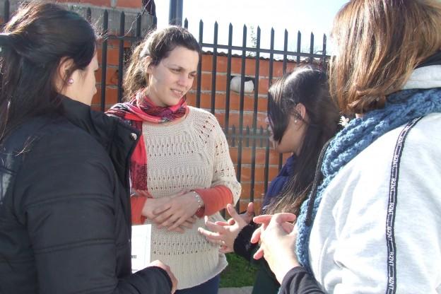 Laura Capilla adelantó los planes del municipio