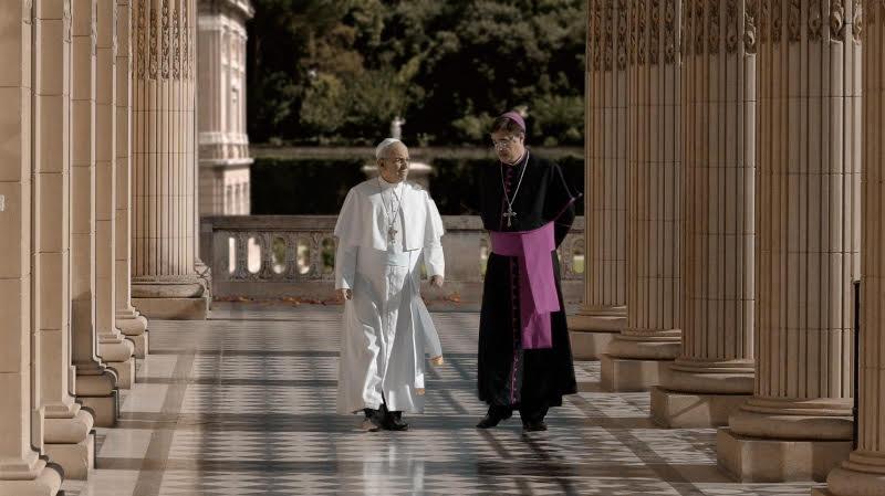 """La vida de Jorge Bergoglio hasta que es nombrado Papa en """"Francisco, el Jesuita"""""""