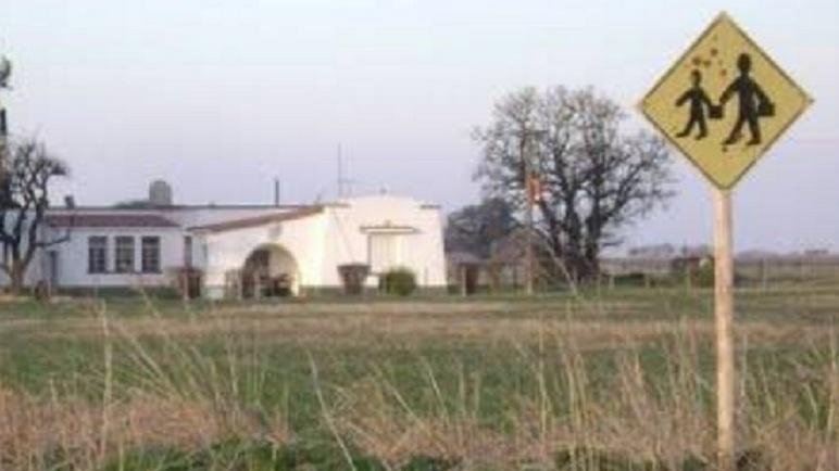 La Escuela Coppari fue víctima de las fumigaciones ilegales.