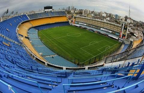 La Bombonera será el escenario de marzo para la Selección.