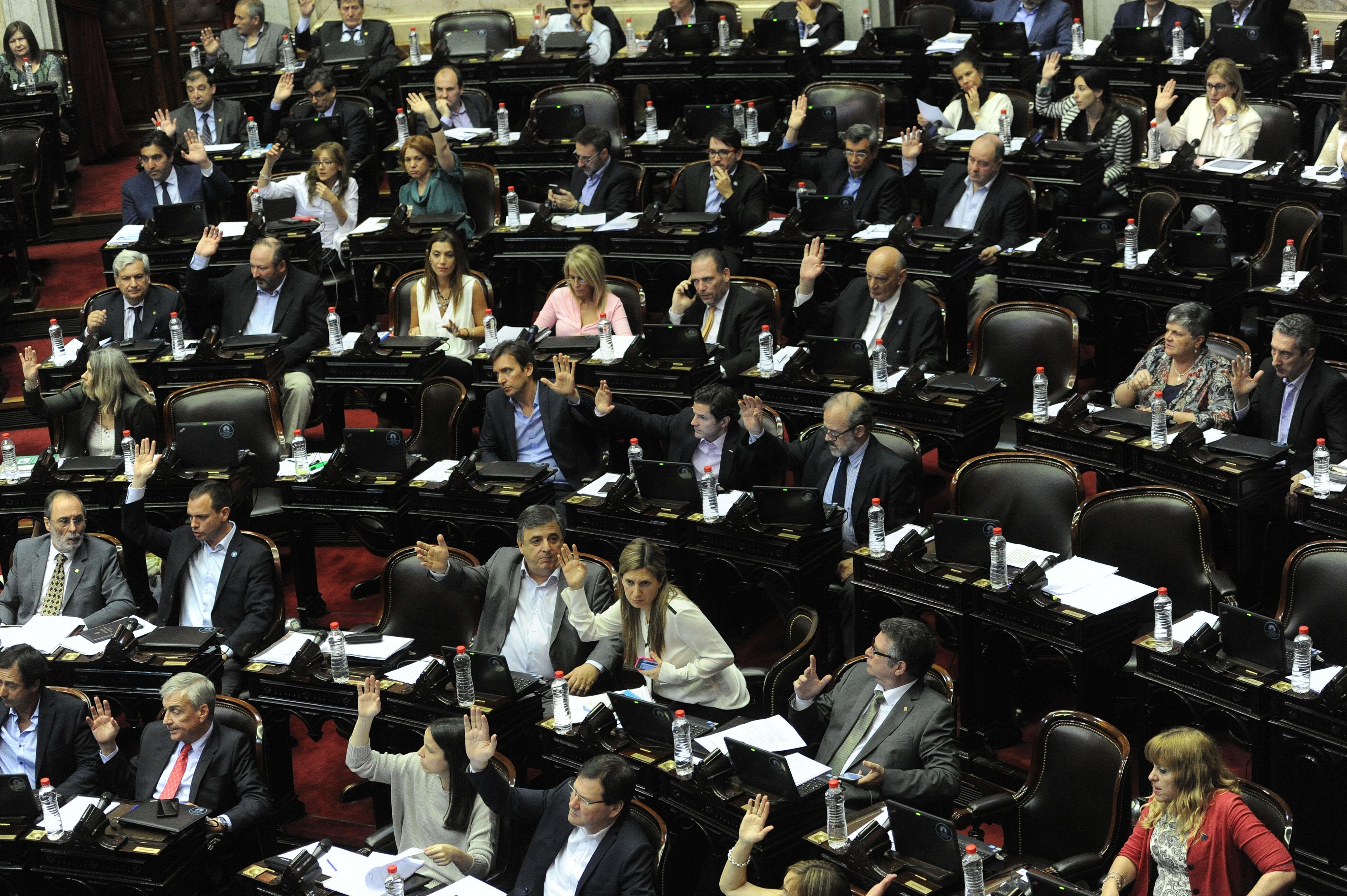 Diputados aprobó por unanimidad el proyecto impulsado por el massismo (Télam)