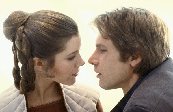 Amor en la gran pantalla, romance en la vida real.