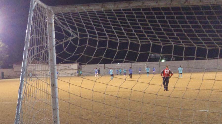 Fútbol de noche, la idea de la concejala Bouza para mejorar la convivencia entre jóvenes