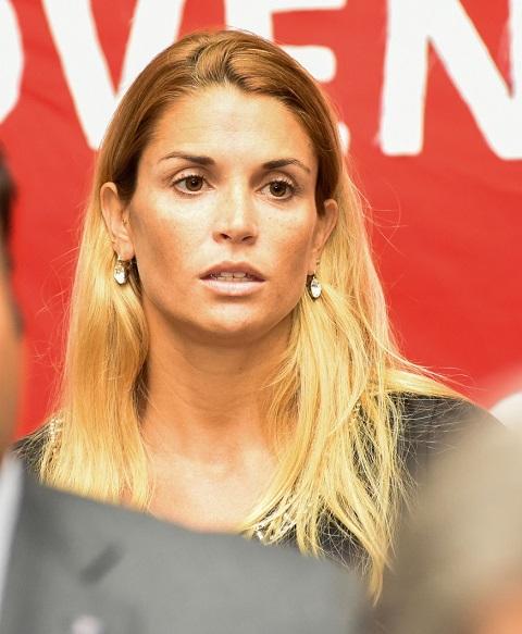 """Agustina Bouza espera que, sin árbitros, """"los jóvenes pongan las reglas y aprendan así a respetarse mutuamente""""."""