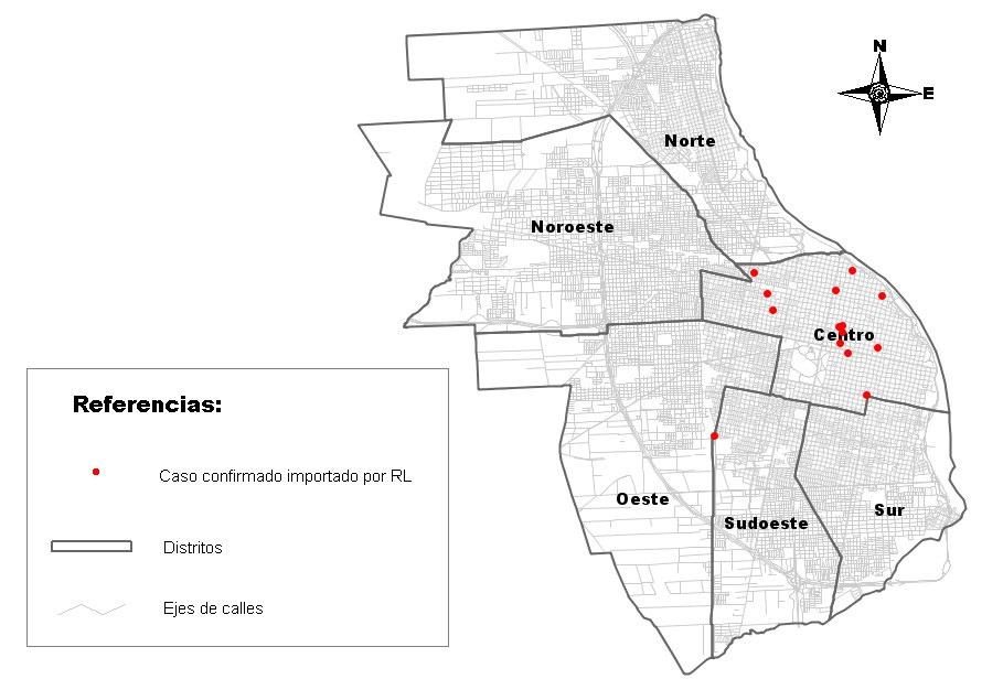 Dengue en 2015: la ciudad no registró casos autóctonos