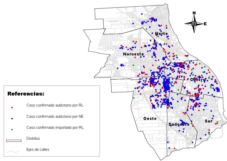 Dengue en 2016: 1400% más de casos que en 2009