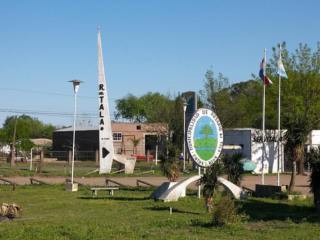 El crimen conmociona a esta pequeña ciudad entrerriana, junto a la ruta 39.