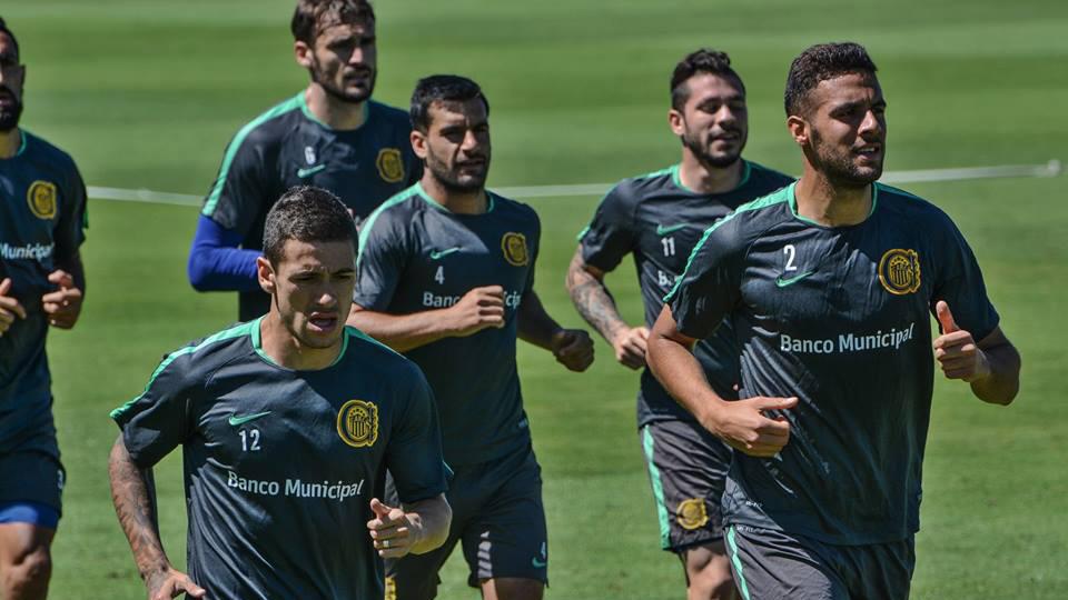 Vuelta al trabajo. Central piensa en Boca pero también en la Copa Argentina (RC oficial)