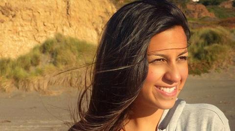 Nicole murió desangrada en el hall del edificio que habitaba, en el barrio porteño de Almagro.