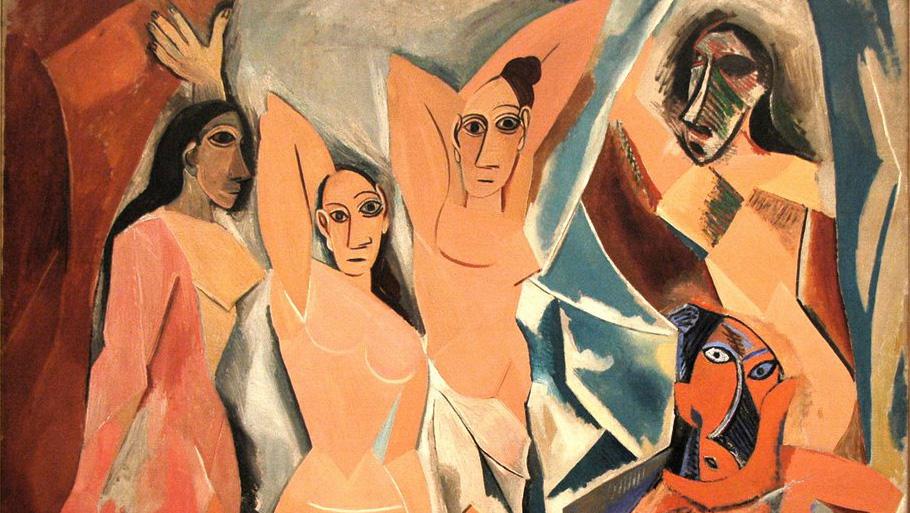Charla sobre la obra de Picasso