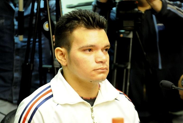 Azcona confesó. Pasará al menos 35 años en la cárcel.