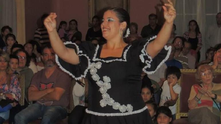 Vanesa Arias, bailarina y docente, será destaca en Córdoba capital.