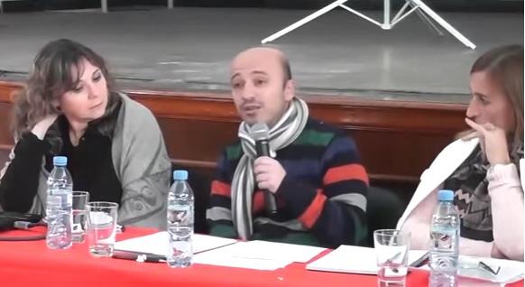 Urbatei es docente de la Universidad Nacional de Rosario