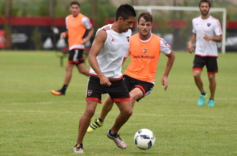 Figueroa busca un lugar en el partido contra River (@CANOBoficial)