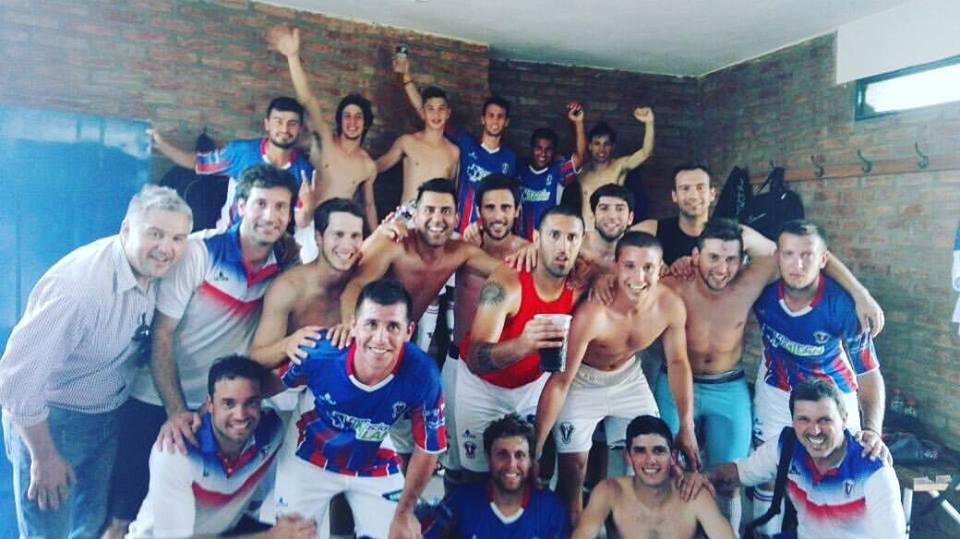 Unión celebró en Arequito.