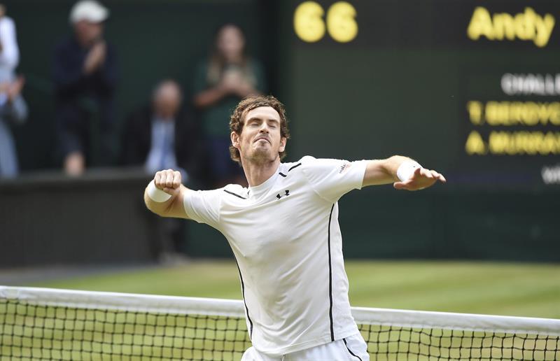 El escocés será, desde el lunes, el nuevo rey del tenis mundial