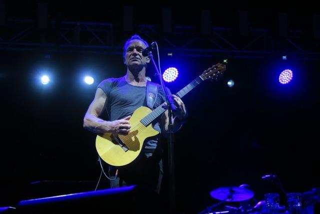 Sting tocará en Bataclán a un año del atentado terrorista (Sting.com)