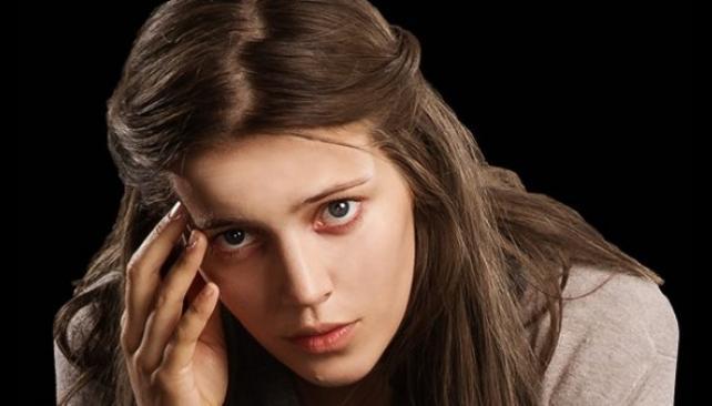 Luisana Lopilata en la imagen promocional de su participación en la serie En Terapia.