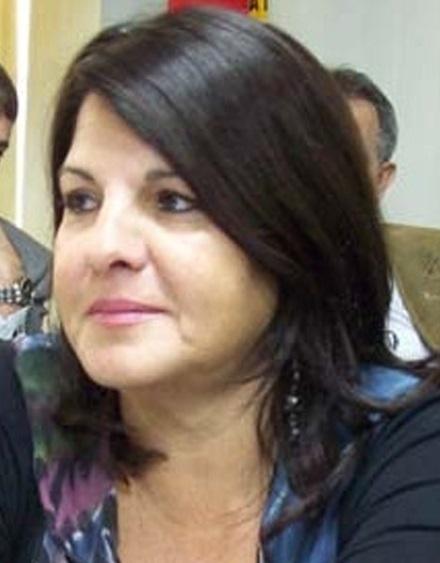 La jueza Hebe Marcogliese.