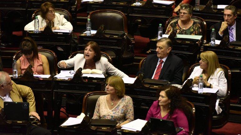 Ciciliani planteo la iniciativa en la comisión de Presupuesto
